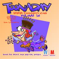 toonaday 16