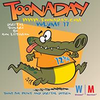 toonaday 17